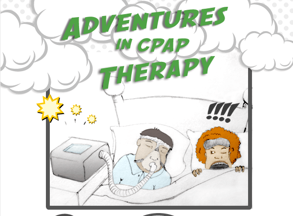 Adventures in CPAP Therapy