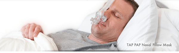 TAP PAP Nasal Pillow Mask Picture