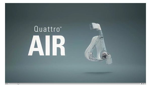 Watch the Quattro Air Video!