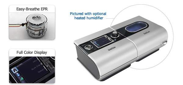cpap machine new technology