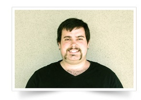 CPAP.com's Chris grows a moustache