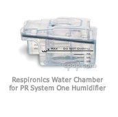 Respironics Water Chamber for PR System One Humidifier