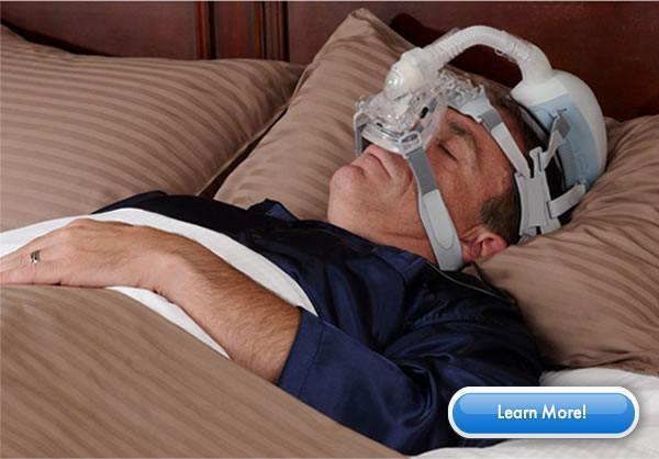 The New Transcend Wearable CPAP