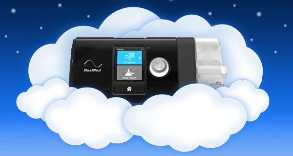 AirSense™ 10 Auto Cloud Graphic