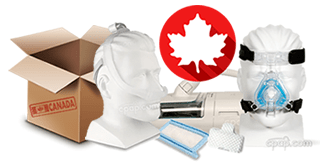 Philips Respironics Products Ship to Canada
