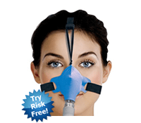 SleepWeaver Advance Nasal Mask