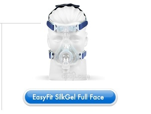 Buy a EasyFit SilkGel Full Face Mask