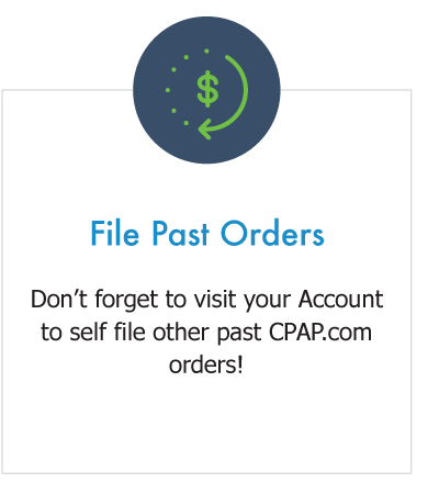 File Past Orders